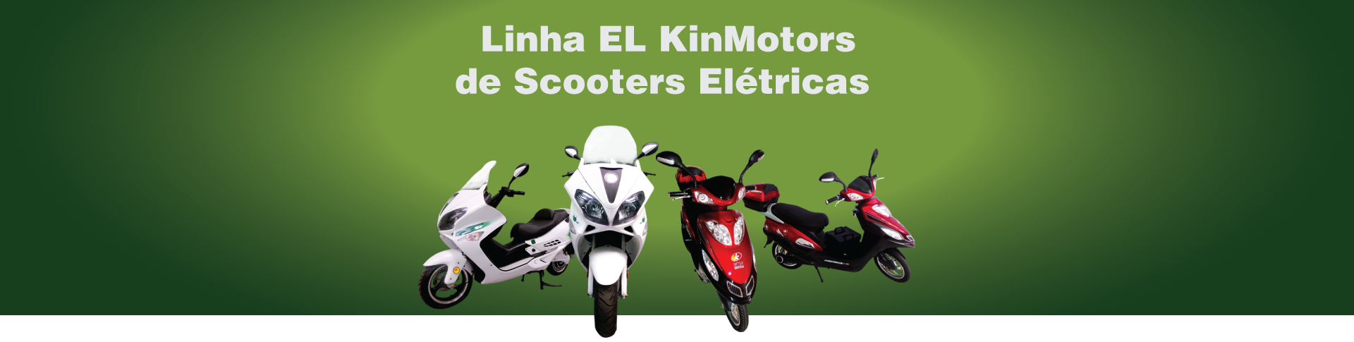 Scooter elétricas kin motors slide 1